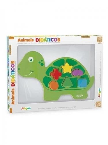 ANIMAIS DIDÁTICOS TARTARUGA