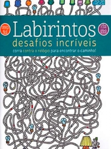 LABIRINTOS DESAFIOS INCRÍVEIS