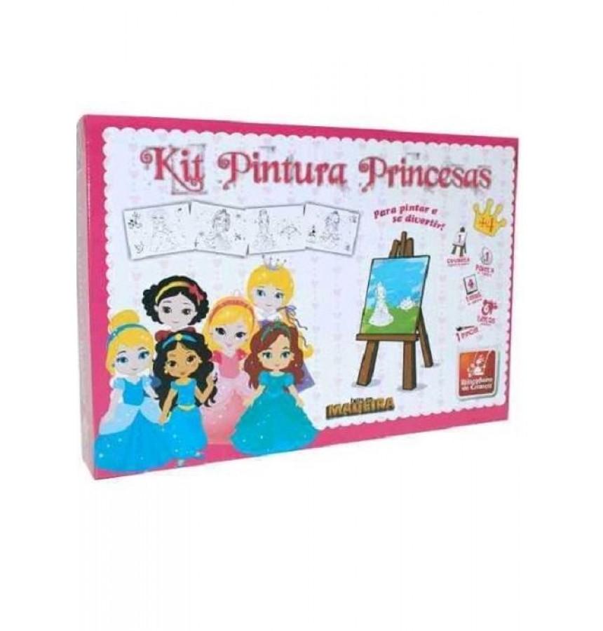 KIT PINTURA PRINCESAS BABY
